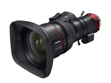 Rent: Canon 17-120mm T2.9 PL Servo Zoom
