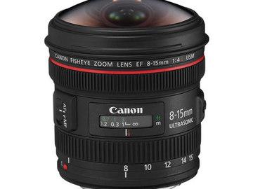Rent: Canon 8-15mm f/4L Fisheye