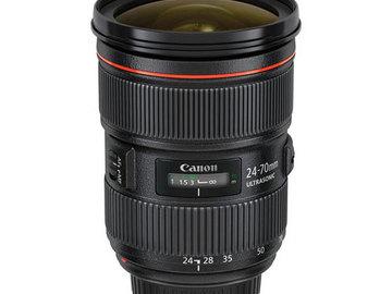 Rent: Canon 24-70mm f/2.8L II