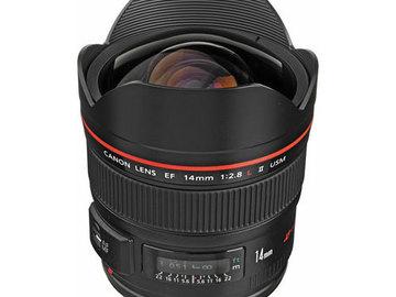 Rent: Canon 14mm f/2.8L II