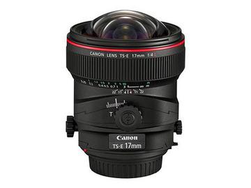 Rent: Canon 17mm f/4L Tilt Shift