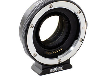 Rent: Metabones Speedbooster EF-E