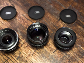 Rent: Zeiss Zf.2 Primes Duclos Cine-Mod. 18mm, 50mm and 85mm