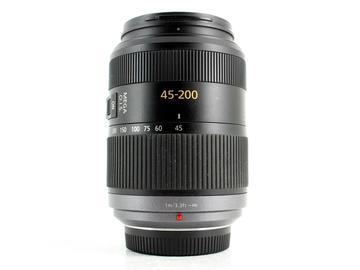 Rent: Panasonic Lumix G Vario 45-200mm f/4-5.6 Mega OIS