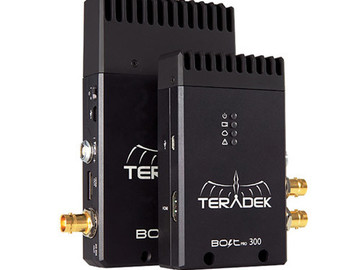 Rent: Teradek Bolt 300 SDI Kit