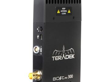 Rent: Teradek Bolt 300 SDI Receiver