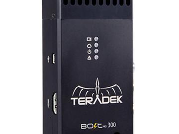 Rent: Teradek Bolt 300 HDMI Receiver