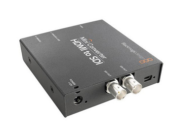 Rent: Blackmagic Mini HDMI-SDI Converter
