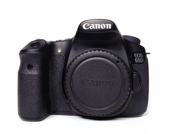 Rent: Canon EOS 60D DSLR Camera w/ lens package