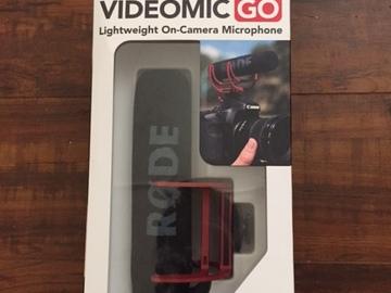 Rent: RODE Lightweight Video Mic