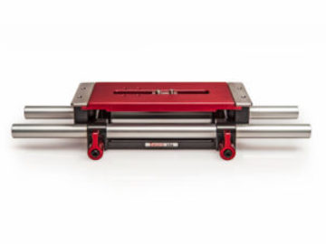 Rent: Zacuto DSLR Baseplate with 15mm rods set