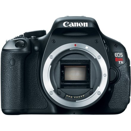 Canon T3i (Body Only)