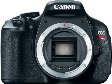 Rent: Canon T3i (Body Only)