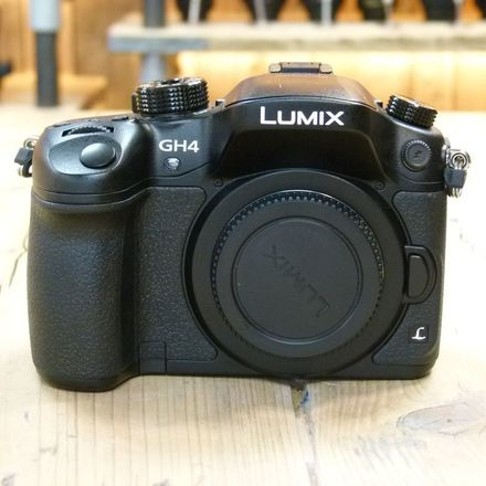 Panasonic Lumix GH4, V-LOG firmware