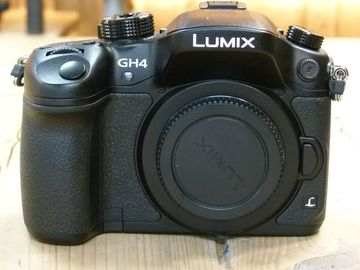 Rent: Panasonic Lumix GH4, V-LOG firmware