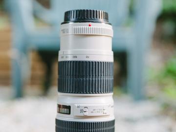 Rent: Canon EF 70-200mm f/4L USM Lens