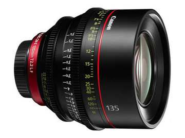 Rent: Canon CN-E 135mm T2.2 EF