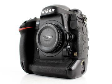 Rent: Nikon D4s