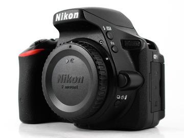 Rent: Nikon D5500