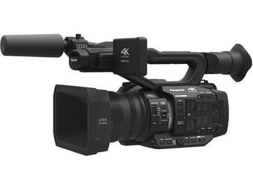 Rent: Brand new Panasonic AG-UX180 4K Cameras / cards / Tripods