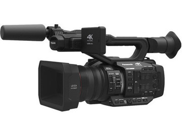 Rent: Brand new Panasonic AG-UX180 4K Cameras / cards / Tripods