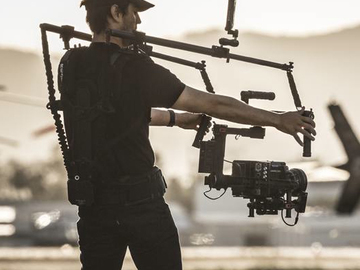 Rent: DJI Ronin - Cinemilled Extension Arms & Ready Rig - Pro Arms