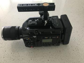 Rent: Ursa mini pro /Ronin rig/Follow focus kit/Zeiss lens kit