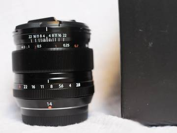 Rent: Fujifilm xf 14mm f/2.8 Wide Angle Lens
