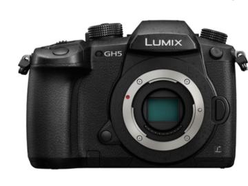 Rent: Panasonic GH5 w Speedbooster & 24-105mm f/4L IS