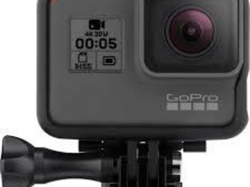 Rent: 6 x GoPro 5 cameras
