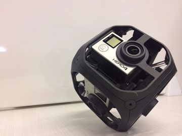 Rent: GoPro Omni All Inclusive with Extra Battery, Stand and H4N