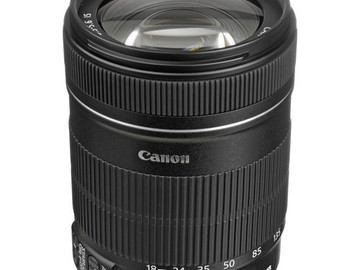 Rent: Canon EFS 18-135mm 3.5 - 5.6