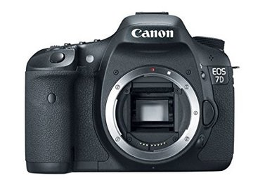 Rent: Canon 7D Body (With 64gb CF Media)