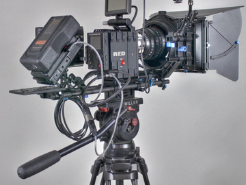 Rent: RED Epic-X package