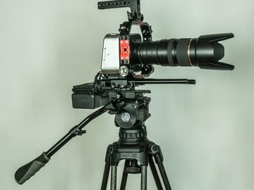 Rent: Blackmagic 4K Production Camera