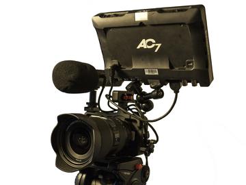 Rent: Pocket Cinema Camera Full PKG (Monitor, Lenses, Battery)