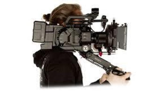 Sony FS7 with 4K Back and V mount batteries