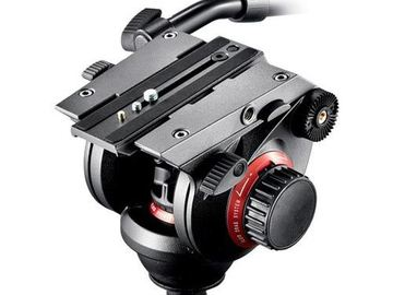 Rent: Manfrotto 504 Head