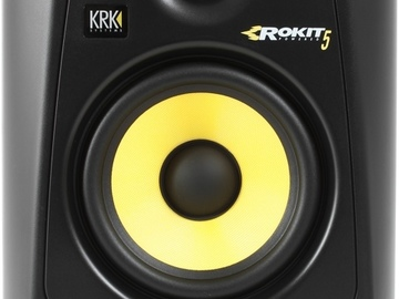 Rent: KRK Rocket 5 Speakers