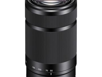 Rent: Sony 55-210 lens