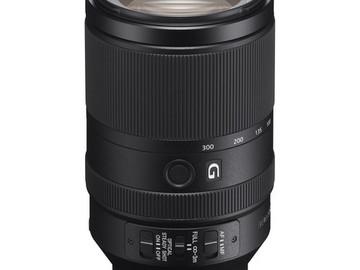Rent: Sony 70-300 lens
