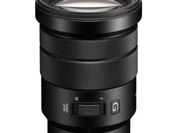 Rent: Sony 18-105 lens