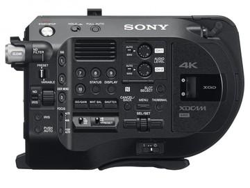Rent: Sony Fs7 Mark II and E-Mount 4/PZ 18-110 GOSS Zoom Lens