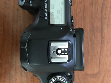 Canon 5d Mkiii Camera Body
