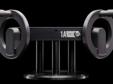 Rent: 1A Alpha (Brass) Wheels w/ Movi Controller