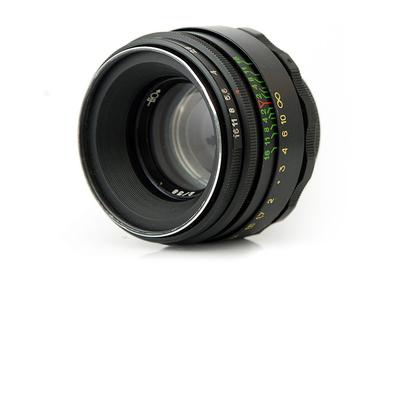 Zenit Helios 44-2 58mm f/2 Prime Lens (Nikon, Canon, Sony)