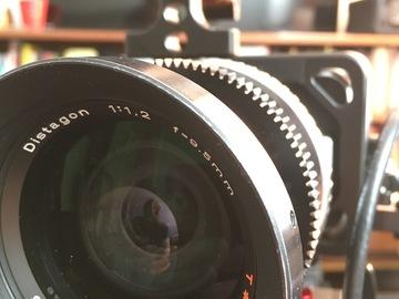 Rent: BMPCC + Zeiss Vintage Lense Bundle