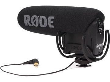 Rent: Rode VMPR VideoMic Pro R with Rycote Lyre Shockmount