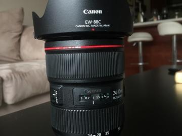 Rent: Canon EF 24-70mm f/2.8L II USM Lens