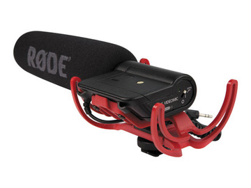 Rent: Rode VideoMic